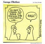 chickenanger