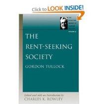 Rent Seeking Societz
