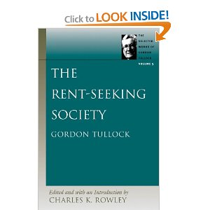 Rent Seeking Societz