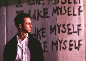 fight club I like myself