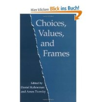 Choice Values Frames
