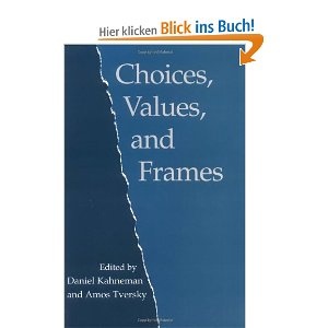 Choice Values Frames