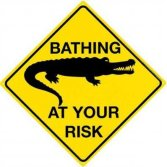 riskbathing