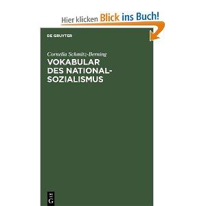 Vok Nationalsozialismus