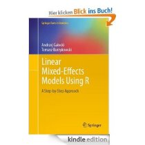 linear mixed effect