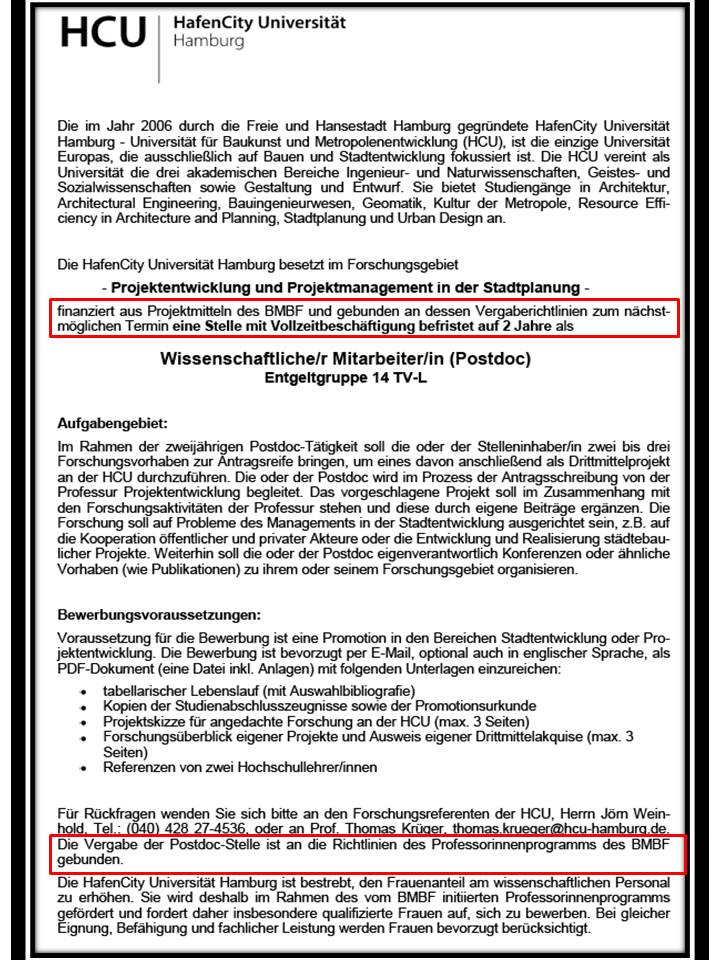 Bewerbungsschreiben Muster: Bewerbungsschreiben Wissenschaftlicher ...