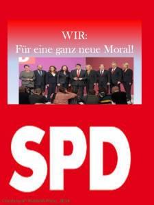 Neue Moral der SPD