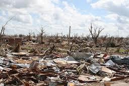 utter devastation