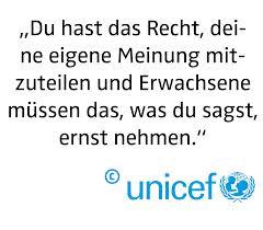 Kinderrechte Unicef