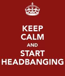 Headbanging