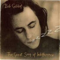 Geldof indifference