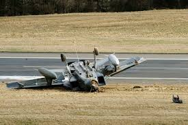 crash jet