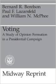 Voting Berelson