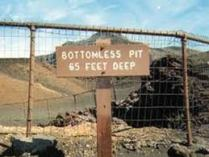 bottomless pit
