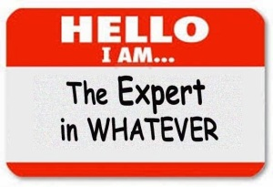 Expert in whatever