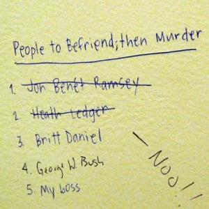 Toilet scribble