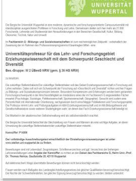 Uni Wuppertal pp