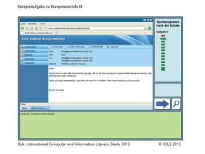 ICILS Kompetenzniveau III