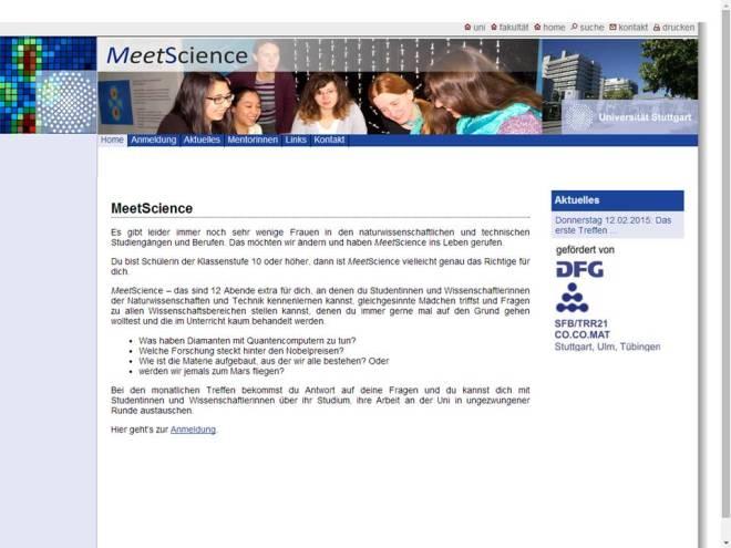 Meetscience