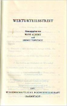 Albert Werturteilsstreit