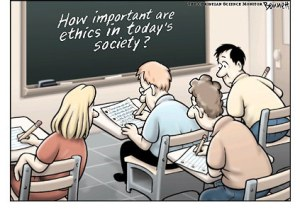 Ethics and importance