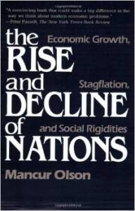 Olson Rise and decline of nations