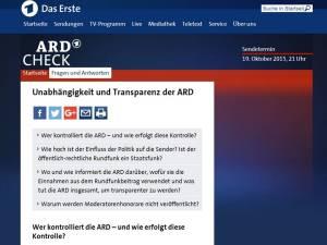 ARD CHECK