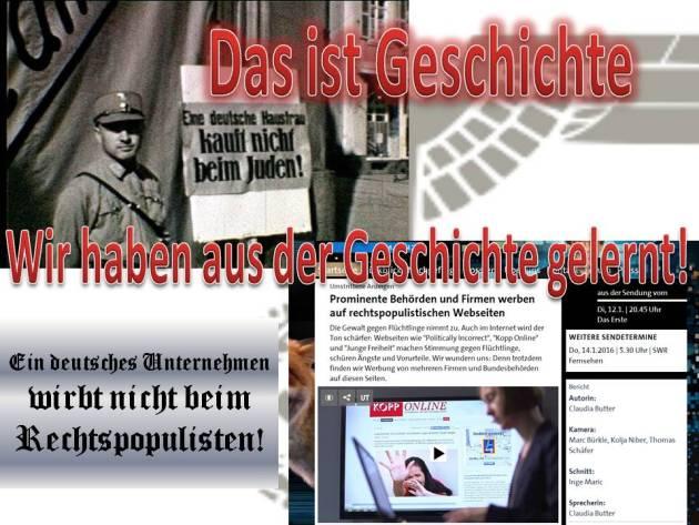 Neue deutsche Inquisition