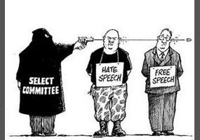 free Hate speech