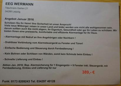 EEG Wermann