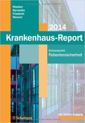 Krankenhausreport 2014