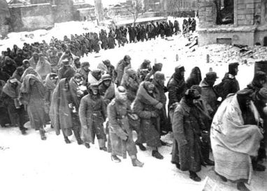 5 Armee Stalingrad
