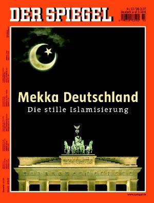 Spiegel 2007 Islamisierung